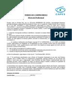 Modelo Termo Compromisso PROEB (3) a Preencher