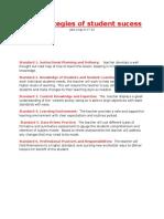 act 6  strategies of student sucess                     jake lingo 8
