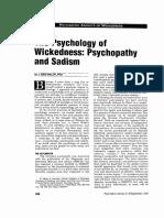1997_ThePsychologyof