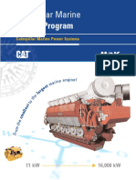 Caterpillar Marine Engine Program 2006