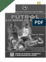Libro Fútbol a La Medida Del Niño 1-2