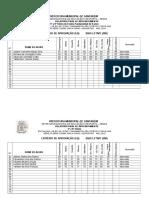 Ficha de Relatório 6º a 9º Ano - São José