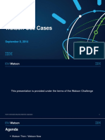 Watson Use Cases-V3