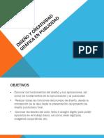 Diseño y Creatividad Gráfica en Publicidad