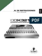 Behringer DDX3216