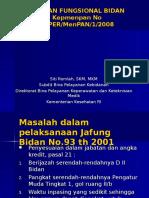 JABATAN FUNGSIONAL BIDAN