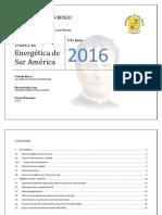 Matriz Energetica SurAmerica - Omar