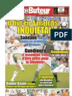 LE BUTEUR PDF du 29/05/2010