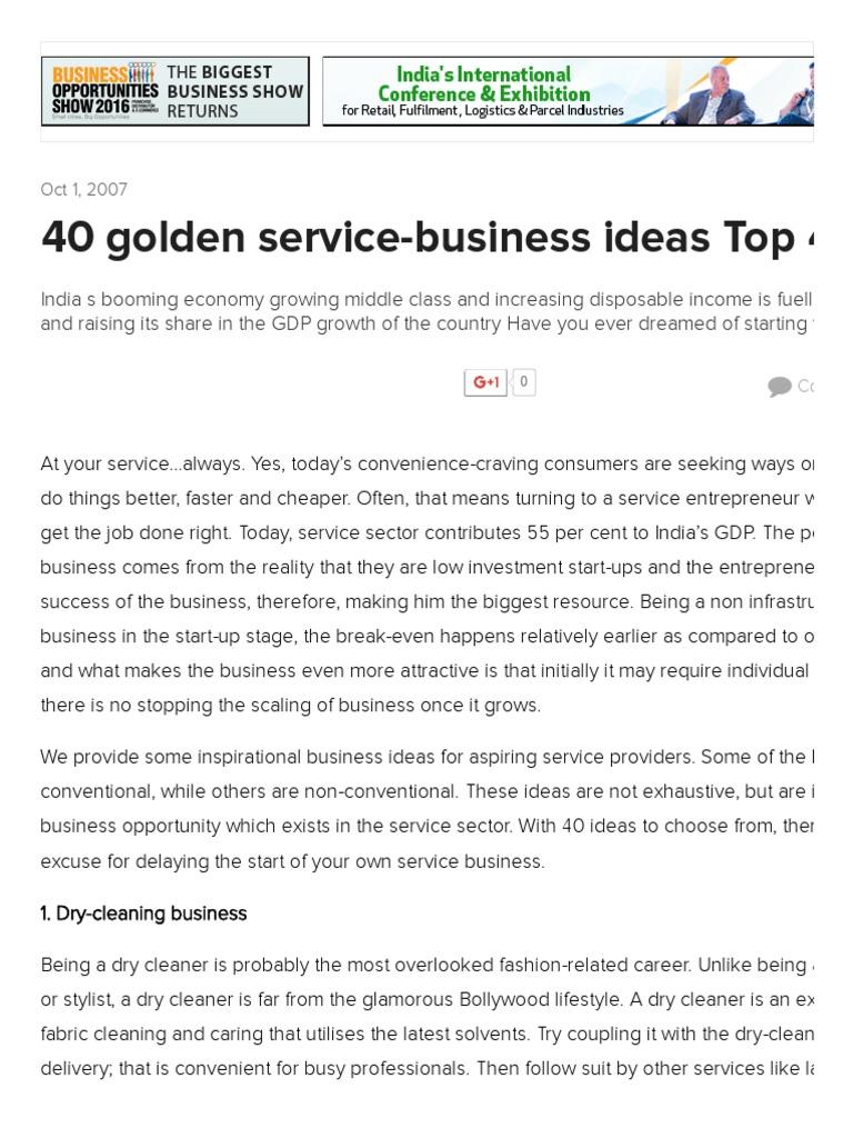 Startup Business Ideas 2016 - Best Business 2017