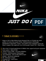 Nike Class Presentation