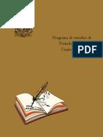Periodoncia II 2016