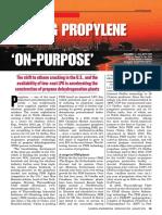 Making Propylene