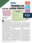 Steam System-Dynamic Modelling