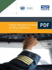 Fatigue Management Guide Airline Operators