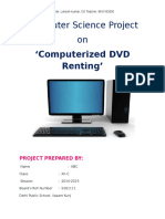 Sample Project DVD for c++ students