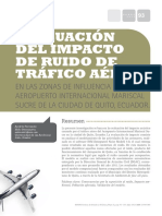Inforamcion Contaminacion aucustica