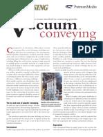 Vacuum Conveying