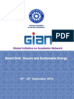 GIAN Course on Smart Grid, Electrical Engineering Department