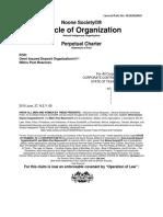 OIDO and NPR Charter