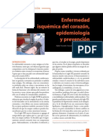 Enfermedad Coronaria Isquemica