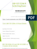 ExamUnion 200-125 CCNA v3.0 exam questions, 200-125 practice test