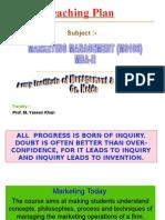 Marketing Management-MY Khan