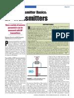 Pressure Transmitter Basics Part-2