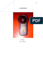 Anemometer 58