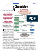 Reactive Chemistry in CPI