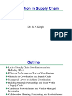Coordination in Supply Chain