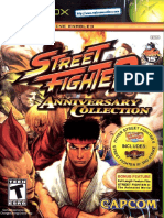 Street Fighter- Anniversary Collection - Capcom Co., Ltd.