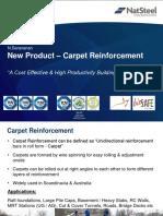 Carpet Reinforcement V3.0 for Circulation