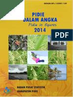 Pidie Dalam Angka 2014