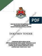 sample COVER for DBKL