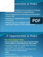 Strategic Opportunities and Risks of IT 3.5