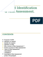 50575729 Hazard Identification Amp Risk Assessment