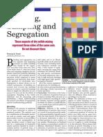 Solid, Blending & Segregation