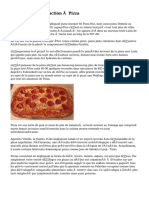Une brève Introduction à Pizza