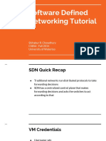 SDN Tutorial