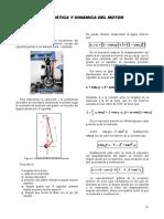 Cinematica y Dinamica Del Motor de Combustion Interna