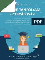 Online Tanfolyam Gyorsítósáv