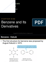 Chapter 9 - Benzene and Its Derivatives
