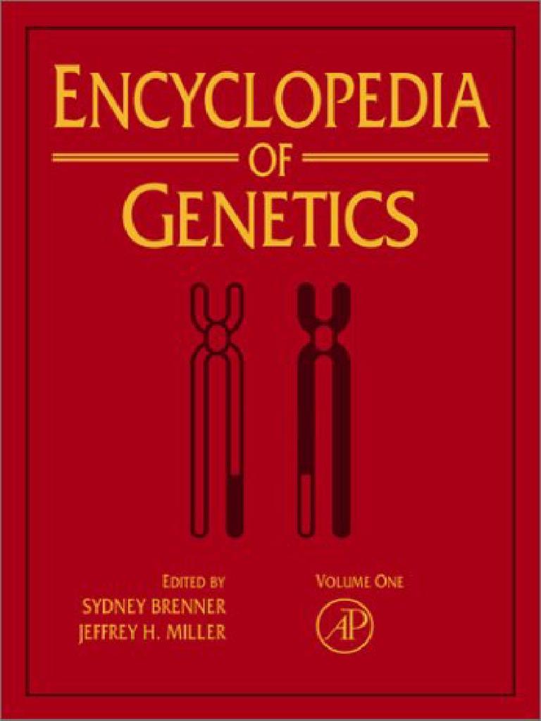 Encyclopedia of genetics sydney brenner jeffrey h miller ap encyclopedia of genetics sydney brenner jeffrey h miller ap 2001pdf genetics gene fandeluxe Gallery