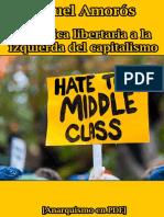 Amorós, Miquel - La Crítica Libertaria a La Izquierda Del Capitalismo [Anarquismo en PDF]