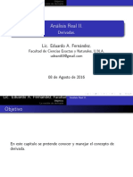 Clase 1 Analisis Real II