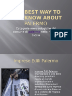 Best Way to Know About Palermo