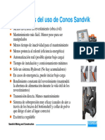 8.12.01.02 - Beneficios de Chancadores Sandvik