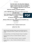 Richard F. Hezel v. Aon Corporation Aon Corporation Long Term Disability Plan Aon Corporation Short Term Disability Plan the Life Insurance Company of Virginia Combined Insurance Company of America, and Barbara Molloy, Plan Administrator Brookfield, Inc., 27 F.3d 563, 4th Cir. (1994)