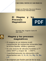 1ra Clase Magma y Procesos Magmaticos