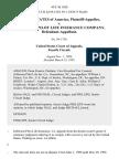 United States v. Jefferson-Pilot Life Insurance Company, 49 F.3d 1020, 4th Cir. (1995)